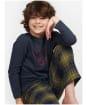 Boy's Barbour Leo PJ Set - Classic Tartan