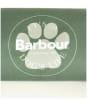 Barbour Dog Wash Bag - Classic Tartan