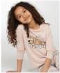 Girl's Barbour Olivia PJ Set - 10-14yrs