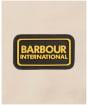 Girl's Barbour International Montegi Overlayer - Champagne