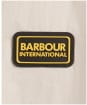 Girl's Barbour International Wanneroo Jacket - Champagne
