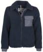 Women's Barbour Birling Fleece Jacket - Navy