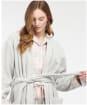 Ada Dressing Gown                             - Grey