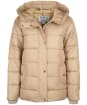 Women's Barbour Tidepool Quilted Jacket - Sandstone