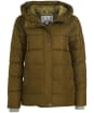 Women's Barbour Tidepool Quilted Jacket - Nori Green