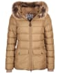 Women's Barbour Bayside Quilted Jacket - Sandstone