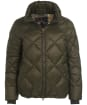 Women's Barbour Alness Quilted Jacket - Sage