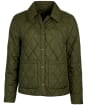 Women's Barbour Colliford Quilted Jacket - Olive