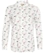 Women's Barbour Safari Shirt - COAST PRINT