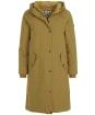 Women's Barbour Lowgos Waterproof Jacket - Sandstone