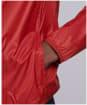 Men's Barbour International Albion Event Iceni Casual Jacket - Crimson