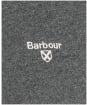 Men's Barbour Nico Lounge Crew Sweater - Charcoal Marl