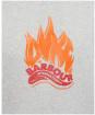 Men's Barbour International Legacy Duke Sweater - Light Grey Marl