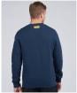 Men's Barbour International Legacy Duke Sweater - Navy