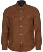 Men's Barbour Carrbridge Overshirt - Sandstone