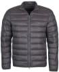 Men's Barbour Penton Quilted Jacket - Asphalt