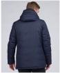 Men's Barbour International Transmission Arden Quilted Jacket - Night Sky