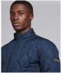 Men's Barbour International Accelerator Race Quilted Jacket - Navy