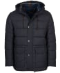 Men's Barbour Mobury Quilted Jacket - Navy