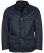 Men's Barbour Horden Quilted Jacket - Navy