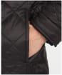 Men's Barbour Shirt Quilt - Black