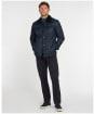 Men's Barbour Shirt Quilt - Navy