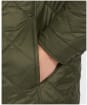 Men's Barbour Shirt Quilt - Olive