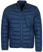 Men's Barbour International Winter Chain Quilted Jacket - Navy