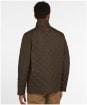 Men's Barbour Levisham Quilted Jacket - Olive