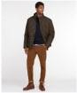 Men's Barbour Ivestone Quilted Jacket - Olive