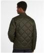 Men's Barbour Umble Quilted Jacket - Sage