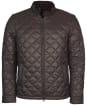 Men's Barbour Harrington Quilted Jacket - Rustic