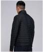 Men's Barbour International Path Quilted Jacket - Black