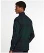 Men's Barbour Dunoon Tailored Shirt - Black Watch