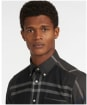 Men's Barbour Dunoon Tailored Shirt - Graphite