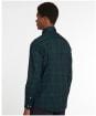 Men's Barbour Wetherham Tailored Shirt - Black Watch