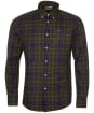 Men's Barbour Wetherham Tailored Shirt - Classic Tartan