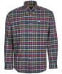 Men's Barbour Hadlo Regular Fit Shirt - Navy