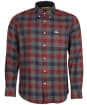 Men's Barbour Westoe Regular Fit Shirt - Grey