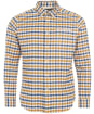 Men's Barbour Rotheby Tailored Shirt - Ecru Check