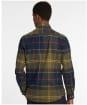 Men's Barbour Edderton Tailored Shirt - Classic Tartan
