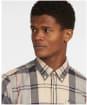 Men's Barbour Glendale Tailored Shirt - Dress Tartan