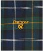 Men's Barbour Helmside Tailored Shirt - Seawood Tartan