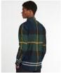 Men's Barbour Iceloch Tailored Shirt - Seawood Tartan