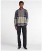 Men's Barbour Iceloch Tailored Shirt - Modern Tartan