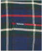 Men's Barbour Betsom Tailored Shirt - Navy Check