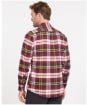 Men's Barbour Betsom Tailored Shirt - Red Check