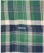 Men's Barbour Pendle Tailored Shirt - Green Check