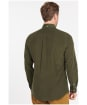 Men's Barbour Ramsey Tailored Shirt - Forest