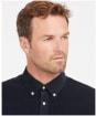 Men's Barbour Ramsey Tailored Shirt - Navy